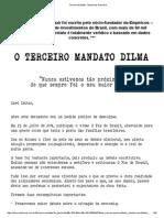 Terceiro Mandato - Empiricus Research