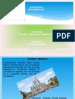 Parques Disney wordl