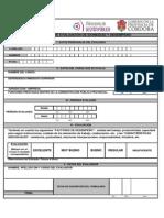 FormulariodeEvaluacionIdoneidadDesempenoPaicor