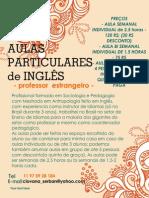 Aulas Ingles