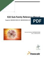K22P64M50SF4RM