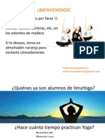 Ppt Yoga Intro