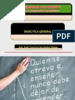 Clases 1, Didáctica General, Rudy,
