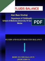 Body Fluid Balance