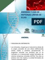 Anemias y Uso de Peptonas Linfar