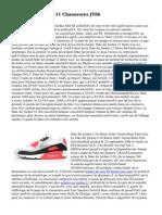 Acheter Air Jordan 11 Chaussures JY86