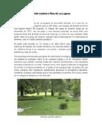 El Jardín Botánico Plan de La Laguna