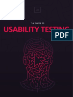 Uxpin Guide to Usability Testing