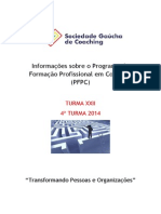 Conteúdo Programático Formação de Coaches_SGC_ABRIL_2014