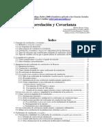Correlacion y Covarianza
