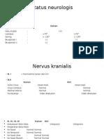 Status Neurologis Anak (Case).ppt