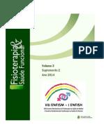 SUPLEMENTO ESPECIAL FISIOTERAPIA & SAÚDE FUNCIONAL RESUMOS VIII ENFISM E I ENFISH RECIFE 2014