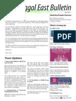 PE Bulletin - July 2015