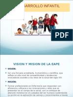 desarrollo en pediatria