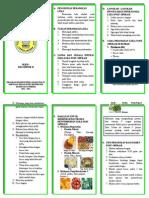 Leaflet Perawatan Luka Post Op