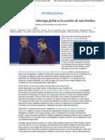 China Demuestra Su Liderazgo Global en La Cumbre de Asia-Pacífico _ Internacional _ EL PAÍS