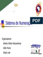 Sistema de Numeração