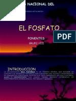 Fosfatos Diapositiva Ultimo