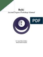 Reiki Level II Manual