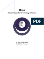 Reiki Level III Manual