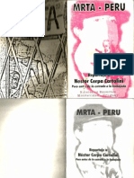 Entrevista com Nestor Cerpa Cartolini (MRTA)