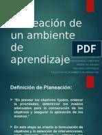 planeacindeunambientedeaprendizaje-090401132338-phpapp02