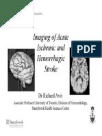 2 Imaging of Stroke - January 2011