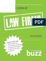 Inside Look at Law Firms