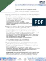 """""""Cuestionario La Función Del Directivo en La Gestión Escolar"""""""