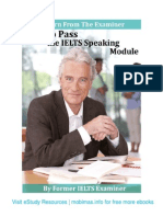 IELTS Speaking Module