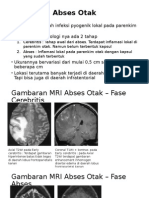 Abses Otak Untuk Tugas Dr HS