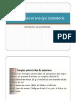 Correction Des Exercices LP7