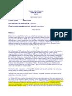 Boston Equity vs CA G.R. No. 173946 June 19, 2013