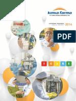 Laporan Tahunan Kimia Farma 2014