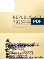 Ece Laws Report