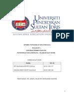 Laporan Pendidikan Multibudaya-Kumpulan 2