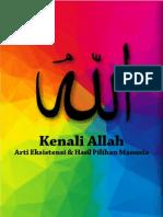 eBook Kenali Allah