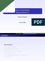 Novos Keynesianos