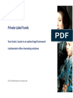 Private Label Funds