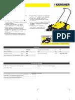 Spazzatrice manuale Karcher KM 70-20