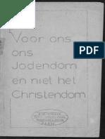 Voor Ons Christendom