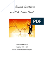 Apostila-Curso Formando Investidores!