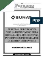 Separata Especial Boletín 24-07-2015 Normas Legales TodoDocumentos.info