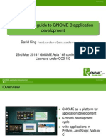 Gnome Asia Training 2014