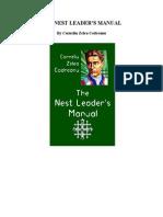 Nest Leaders Manual