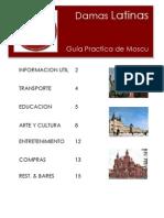 Vivir en Moscú - Guía Practica