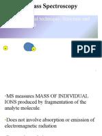 Mass Spectroscopy 2