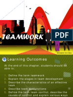 5. Teamwork