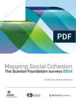 2014 Mapping Social Cohesion Report