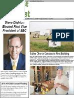 Baptist Digest August 2015